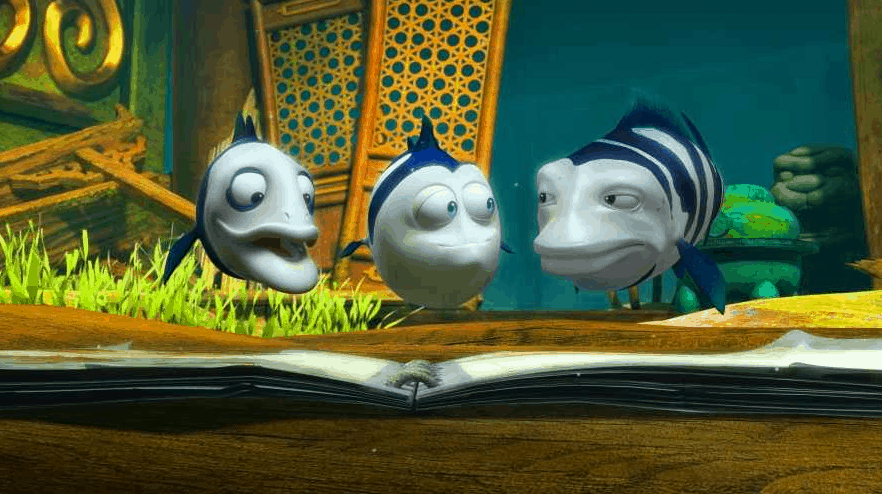 "Aquaristik im Kino - ""Fischen Impossible"" 1"
