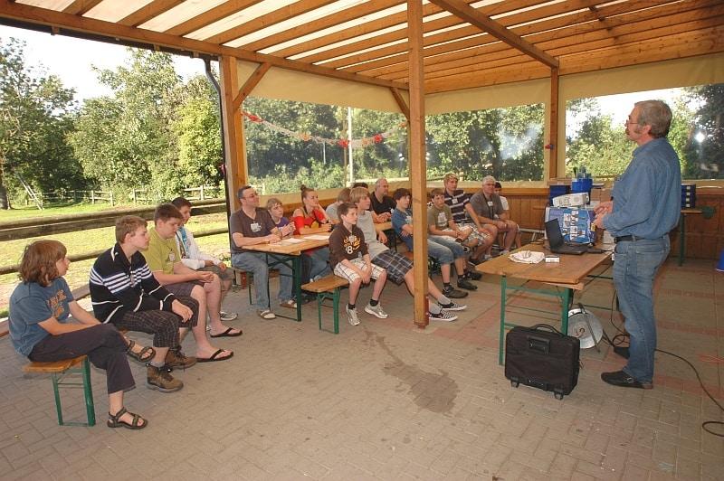 VDA Jugendcamp 1. Tag 2