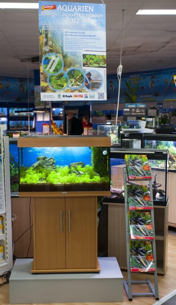 zookauf Aquarien-Einrichtungsmeisterschaft 2012: Fünf Finalisten stehen fest 1