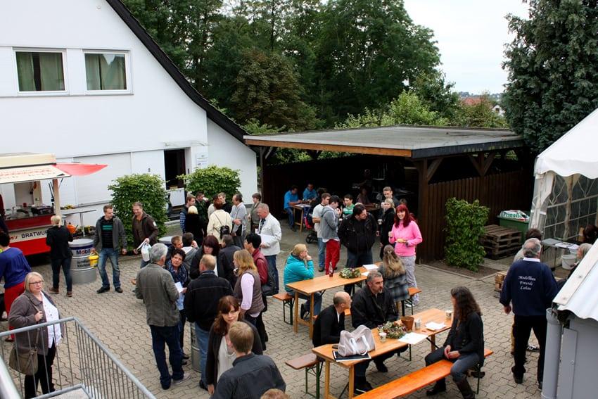 Zierfischgroßhandel G. Höner feiert 40-jähriges Betriebsjubiläum 1