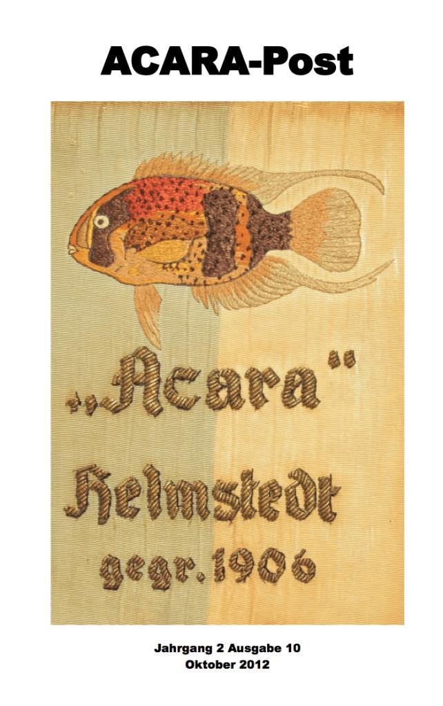 Acara Post - Eine Vereinspost mit tollen Informationen 1