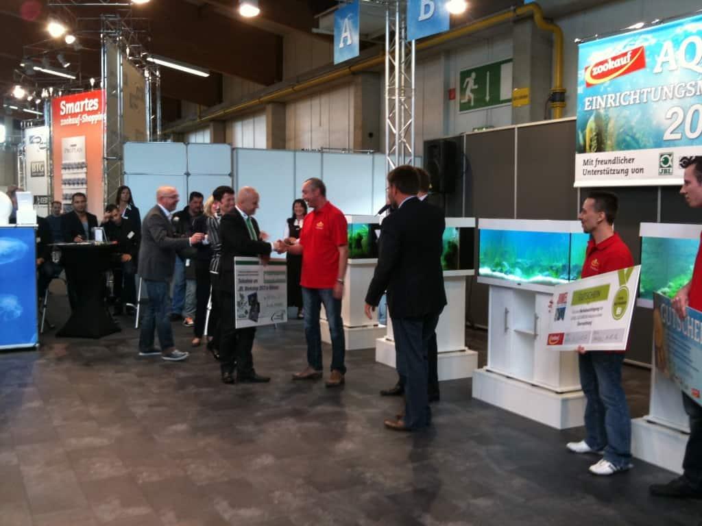 zookauf Aquarien-Einrichtungsmeisterschaft 2012: Strahlende Gewinner und fantastische Wettbewerbsbeiträge 3