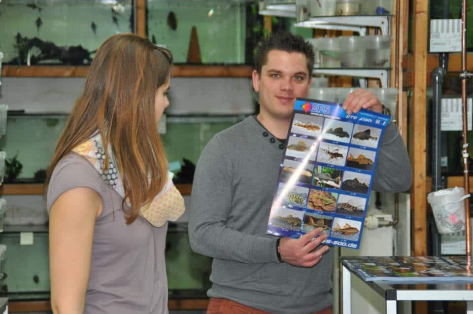 Hausmesse bei Fischgroßhandel EFS 9