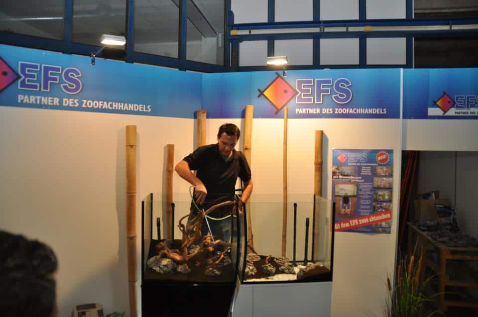 Hausmesse bei Fischgroßhandel EFS 8