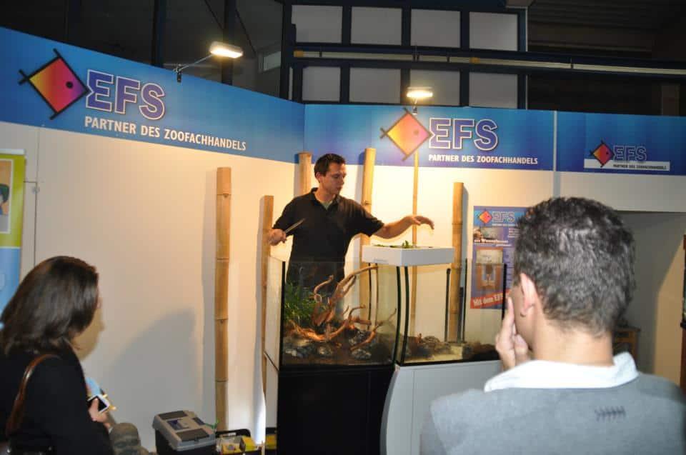 Hausmesse bei Fischgroßhandel EFS 5