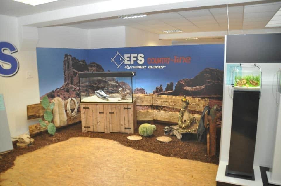 Hausmesse bei Fischgroßhandel EFS 12