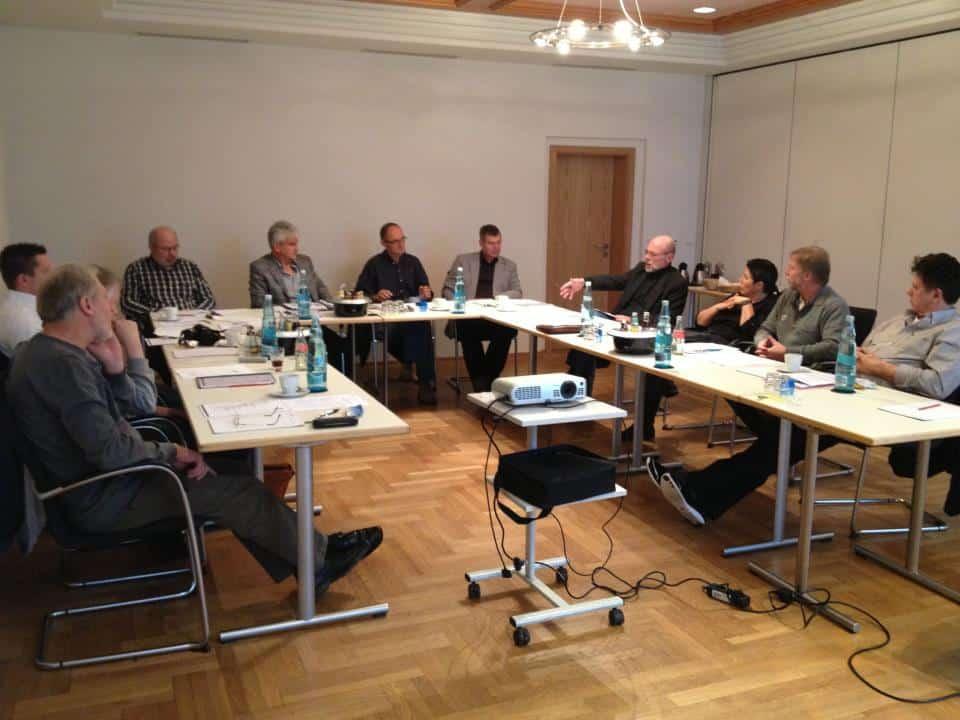 Tagung der Fachgruppe Zierfisch- und Wasserpflanzengroßhandel des ZZF 1