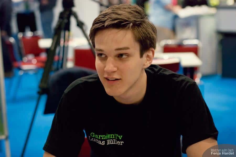 Interview mit Lucas von GarnelenTV 1