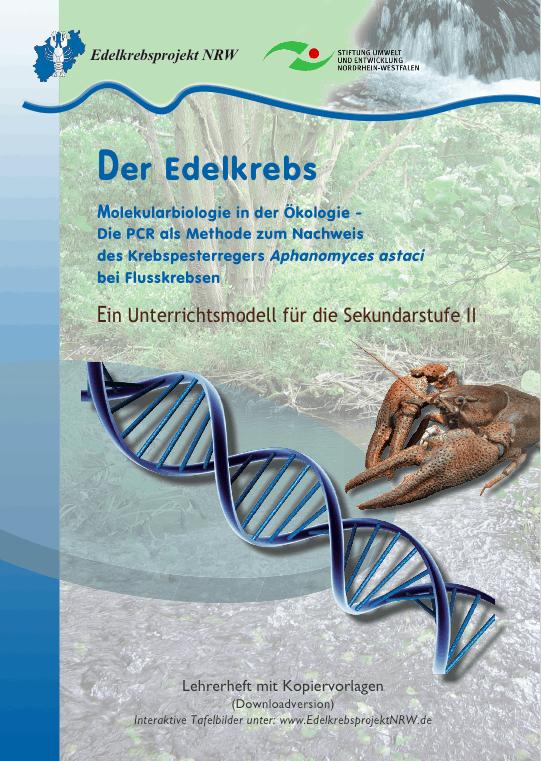 Foto: Edelkrebsprojekt NRW - Oberstufe
