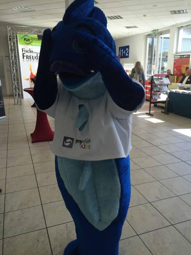 my-fish Kids - Präsentation auf der Garten- und Zooevent in Kassel 7