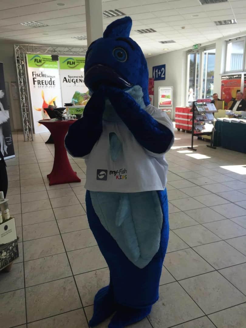 my-fish Kids - Präsentation auf der Garten- und Zooevent in Kassel 34
