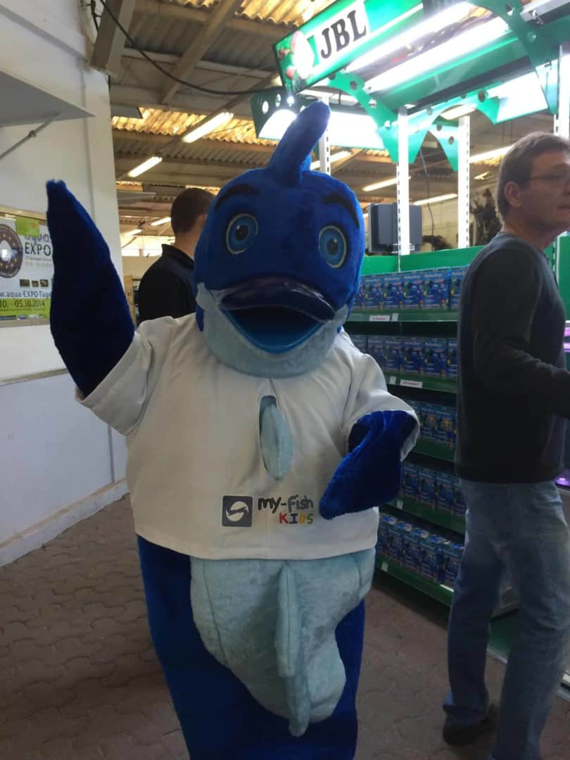 Aqua Expo Tage in Dortmund 1