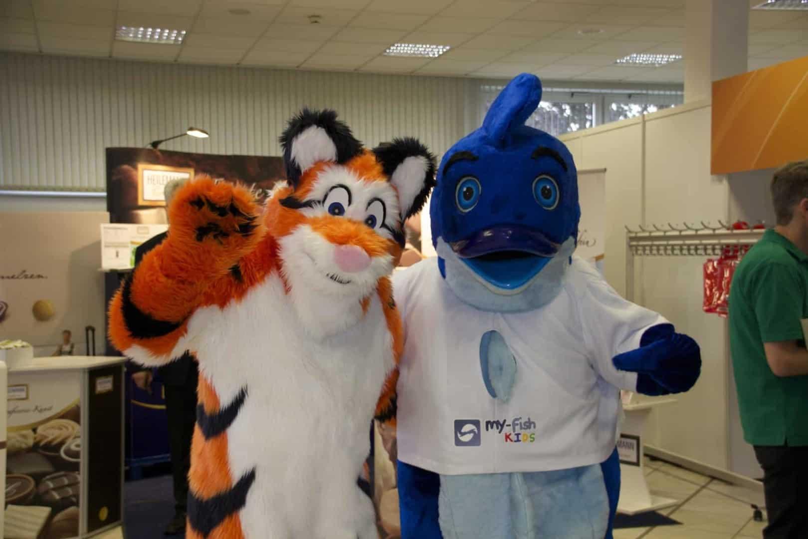 my-fish Kids - Präsentation auf der Garten- und Zooevent in Kassel 9