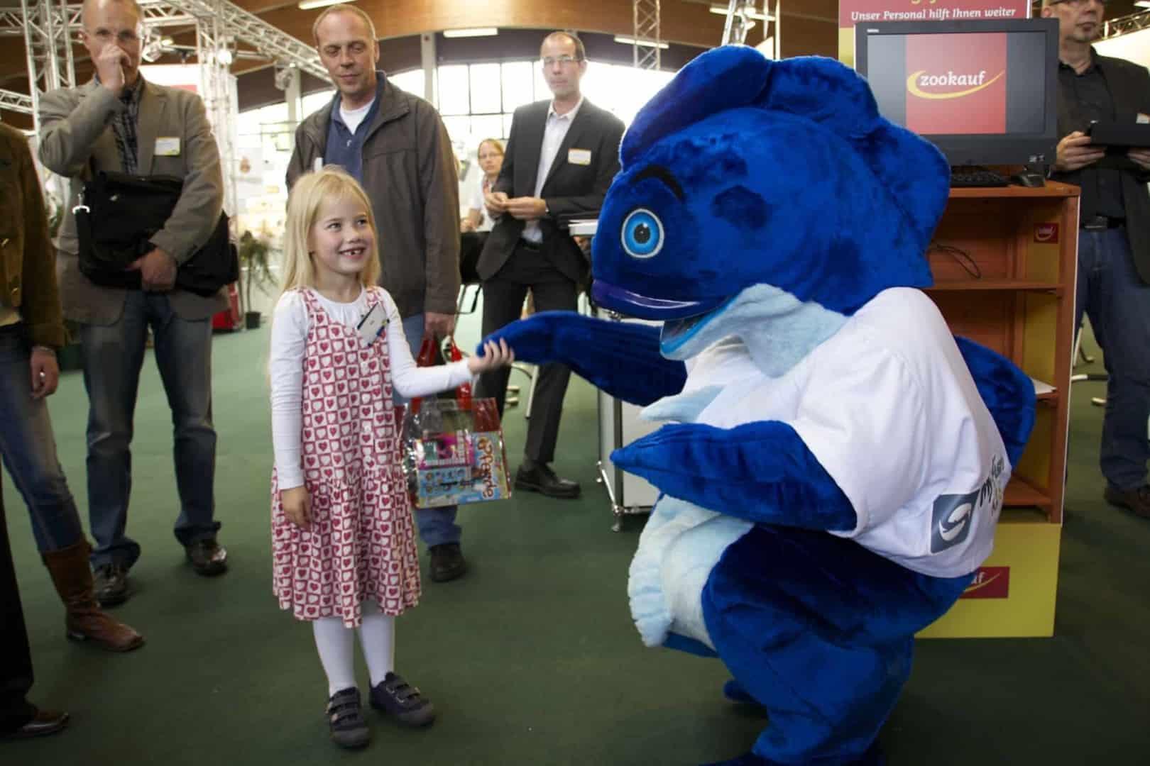 my-fish Kids - Präsentation auf der Garten- und Zooevent in Kassel 18