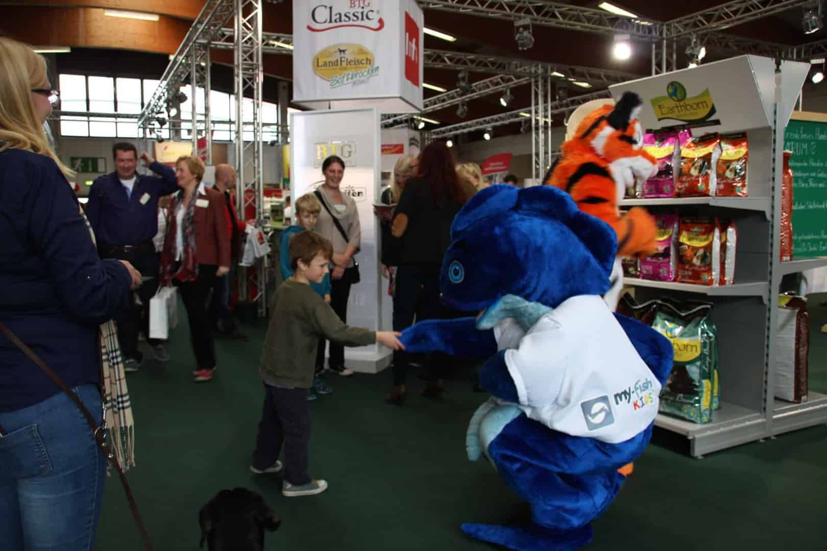 my-fish Kids - Präsentation auf der Garten- und Zooevent in Kassel 21