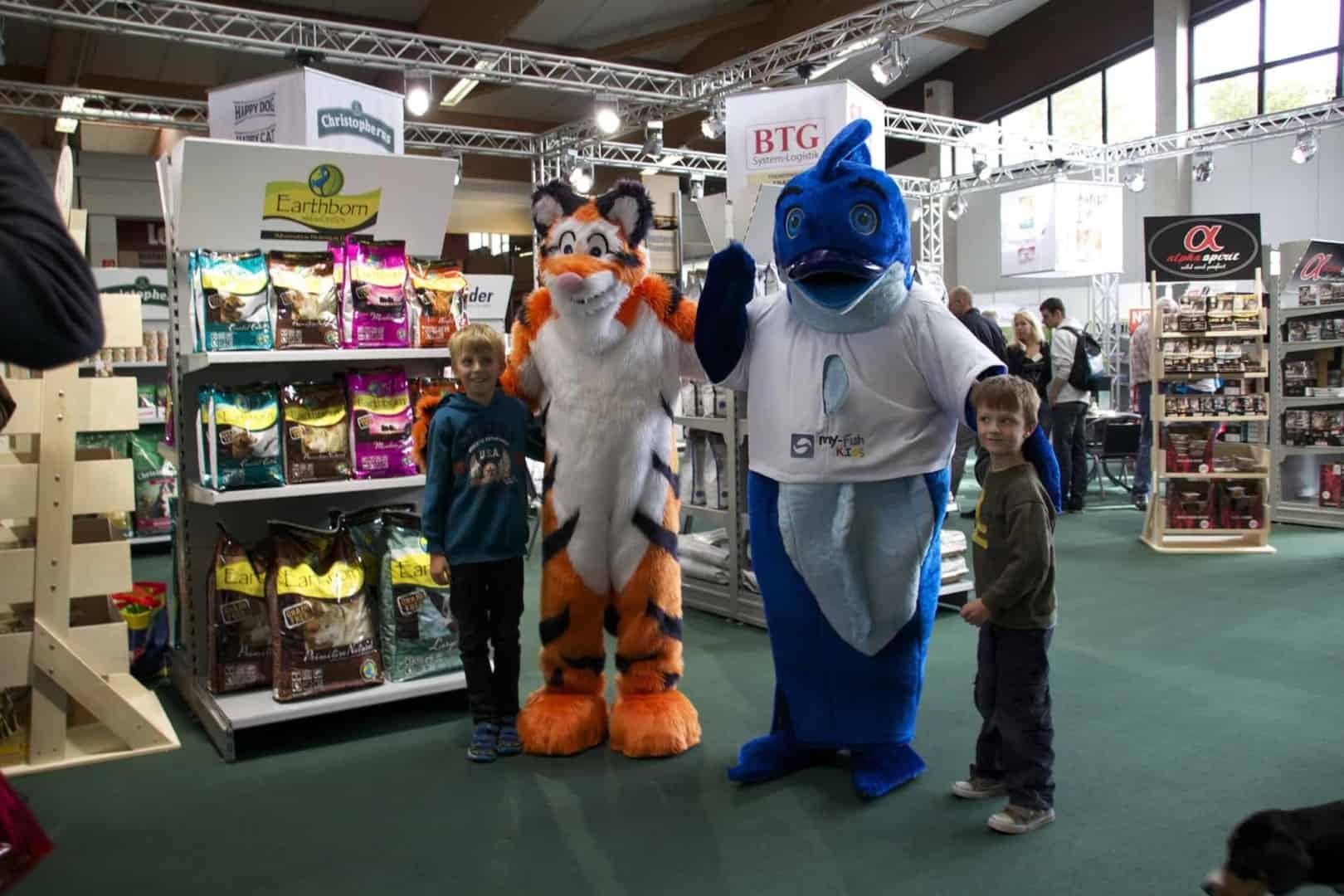my-fish Kids - Präsentation auf der Garten- und Zooevent in Kassel 22