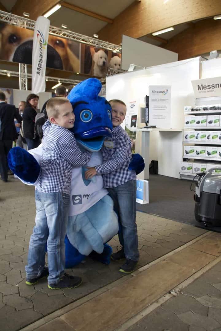 my-fish Kids - Präsentation auf der Garten- und Zooevent in Kassel 32