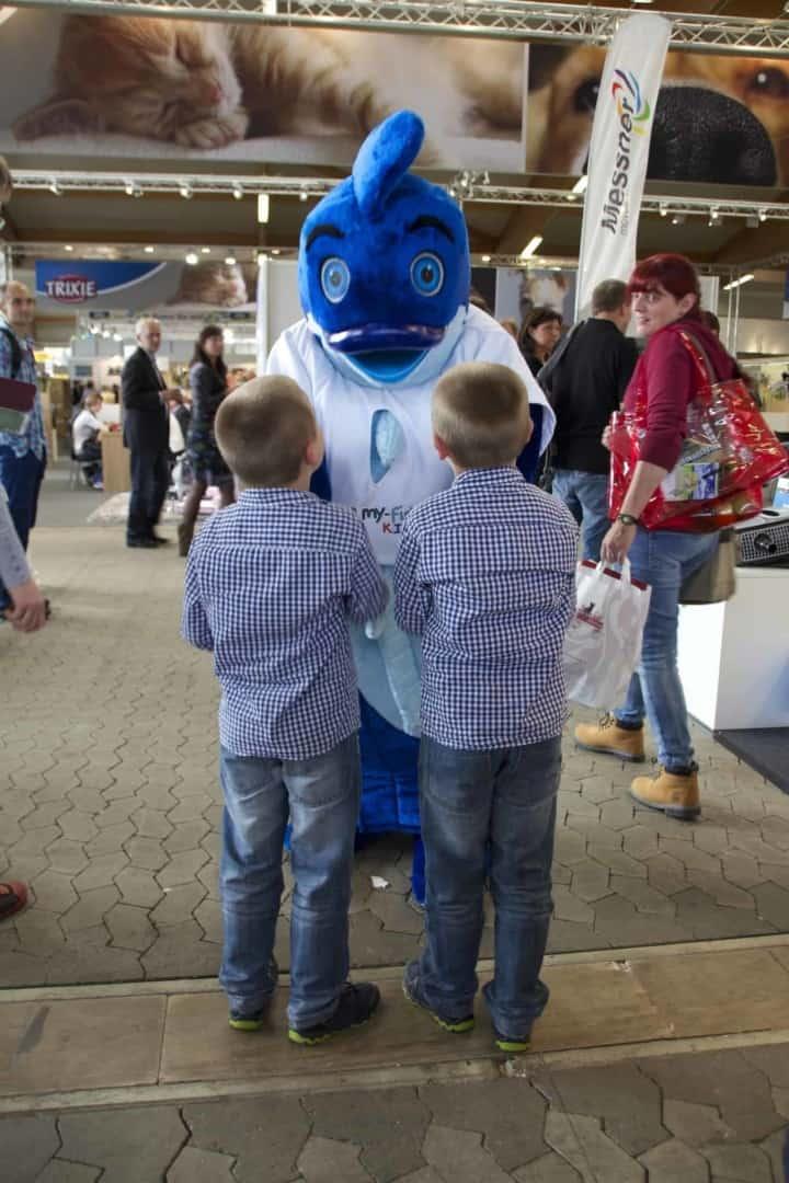 my-fish Kids - Präsentation auf der Garten- und Zooevent in Kassel 33