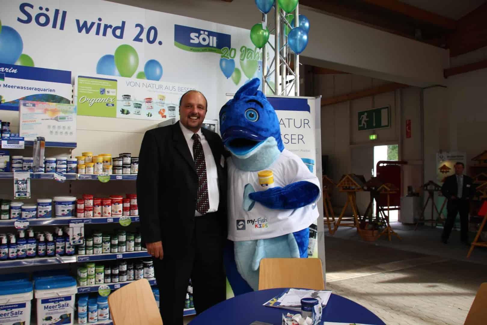 my-fish Kids - Präsentation auf der Garten- und Zooevent in Kassel 23
