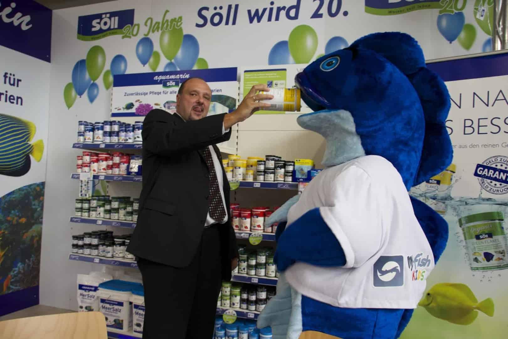 my-fish Kids - Präsentation auf der Garten- und Zooevent in Kassel 24