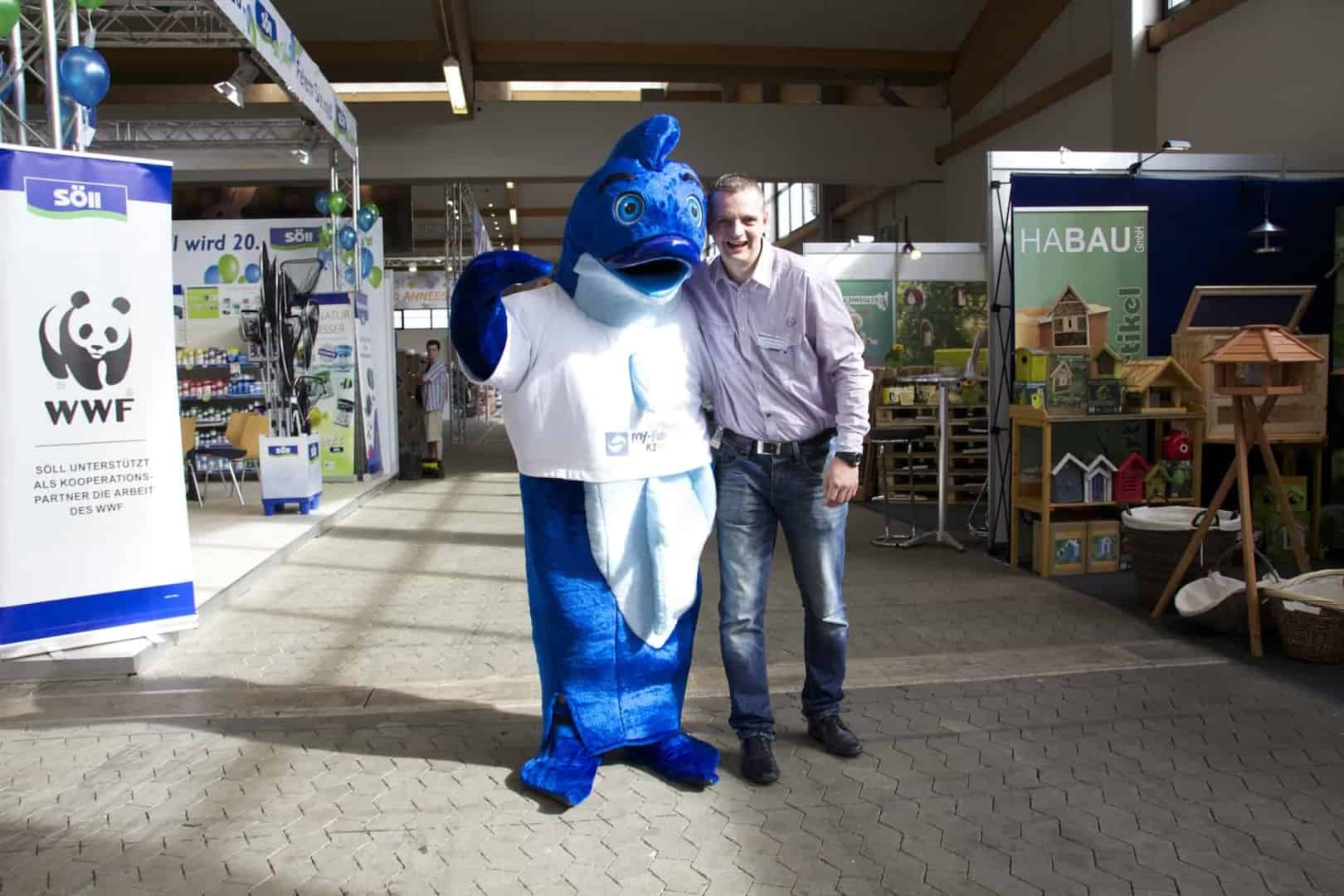 my-fish Kids - Präsentation auf der Garten- und Zooevent in Kassel 25