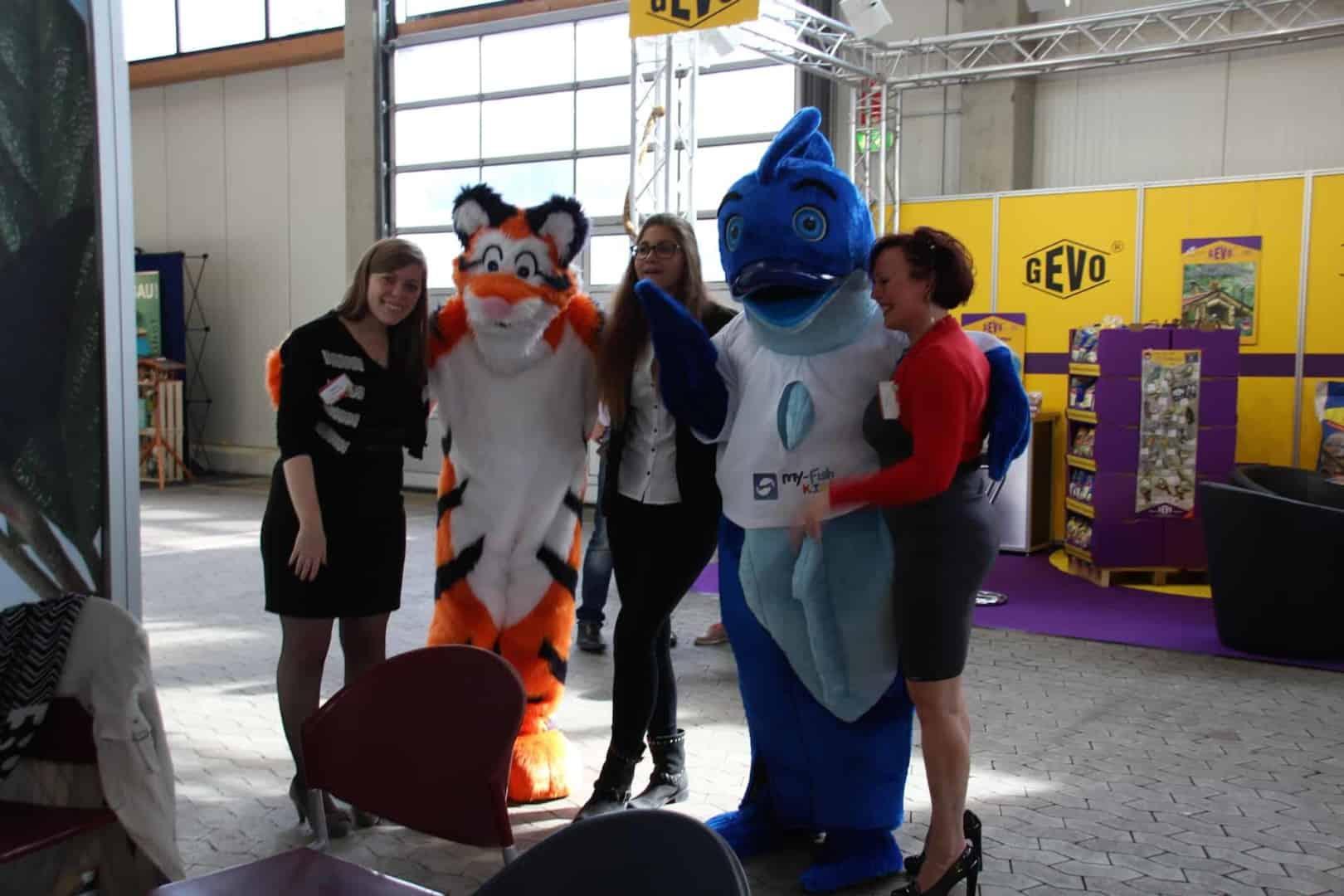my-fish Kids - Präsentation auf der Garten- und Zooevent in Kassel 26