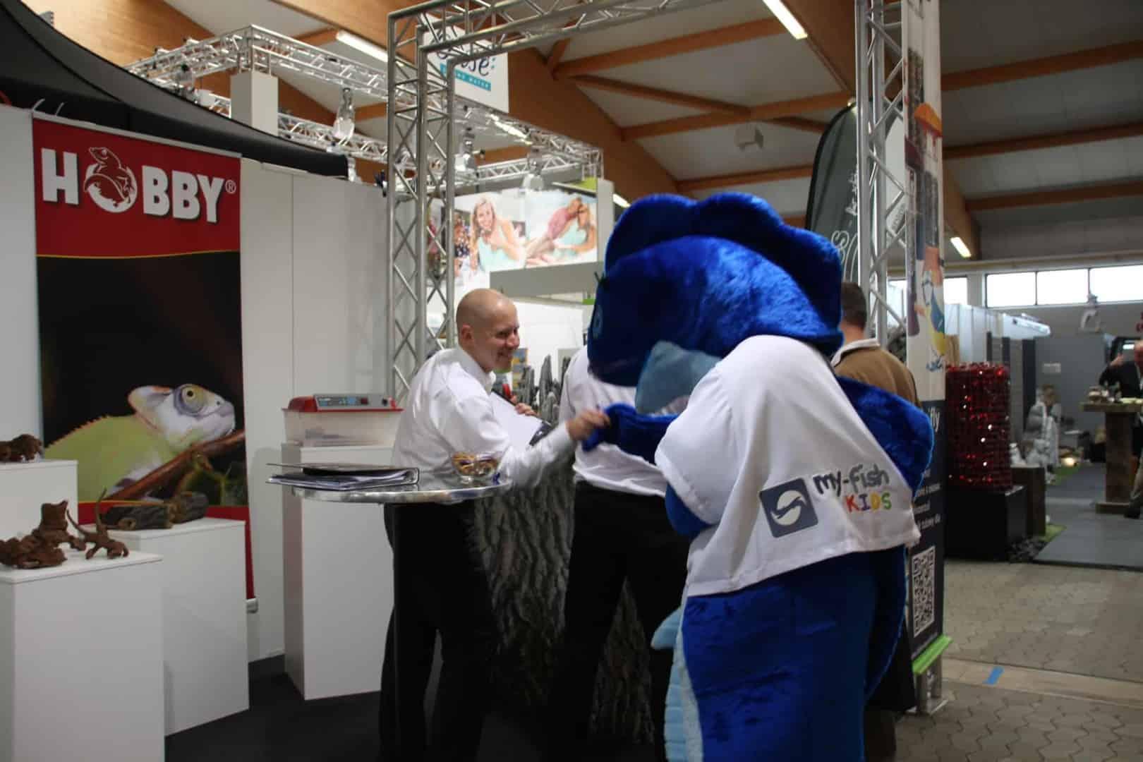 my-fish Kids - Präsentation auf der Garten- und Zooevent in Kassel 28