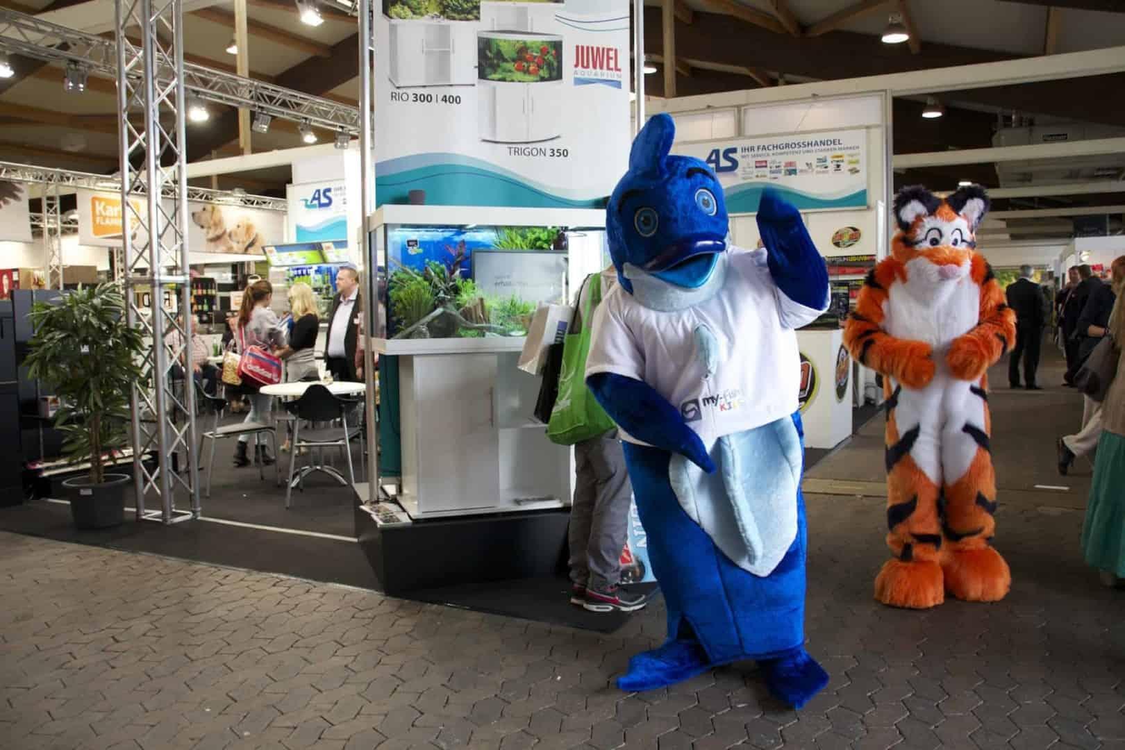 my-fish Kids - Präsentation auf der Garten- und Zooevent in Kassel 30