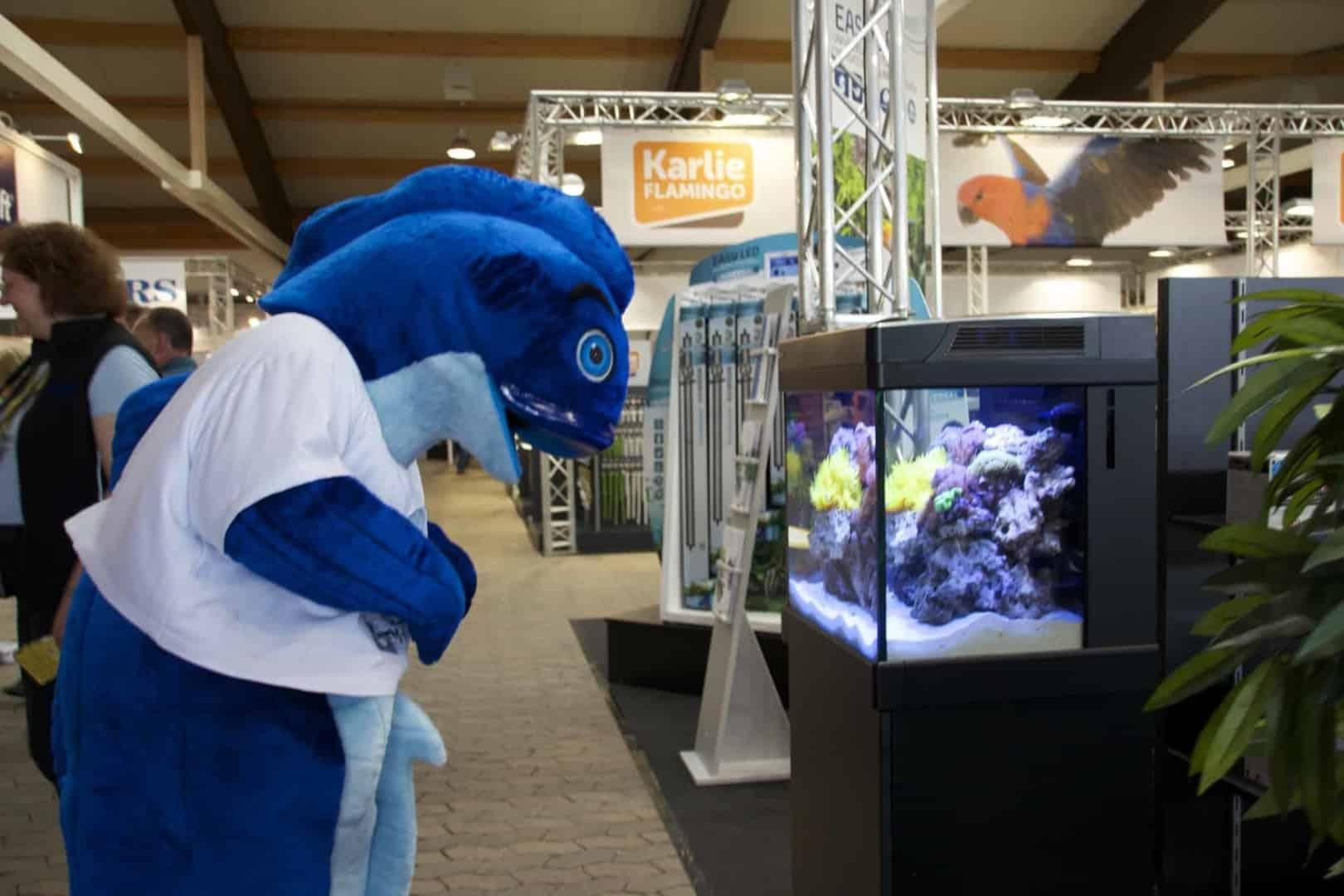 my-fish Kids - Präsentation auf der Garten- und Zooevent in Kassel 31