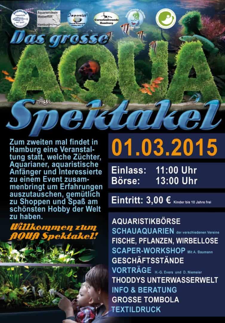 Das AQUA Spektakel am 01.03.2015 - Eine Veranstaltung in Hamburg 1