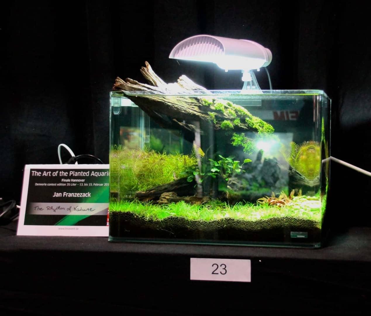 Heimtiermesse Hannover 2015 - THE ART OF THE PLANTED AQUARIUM 48