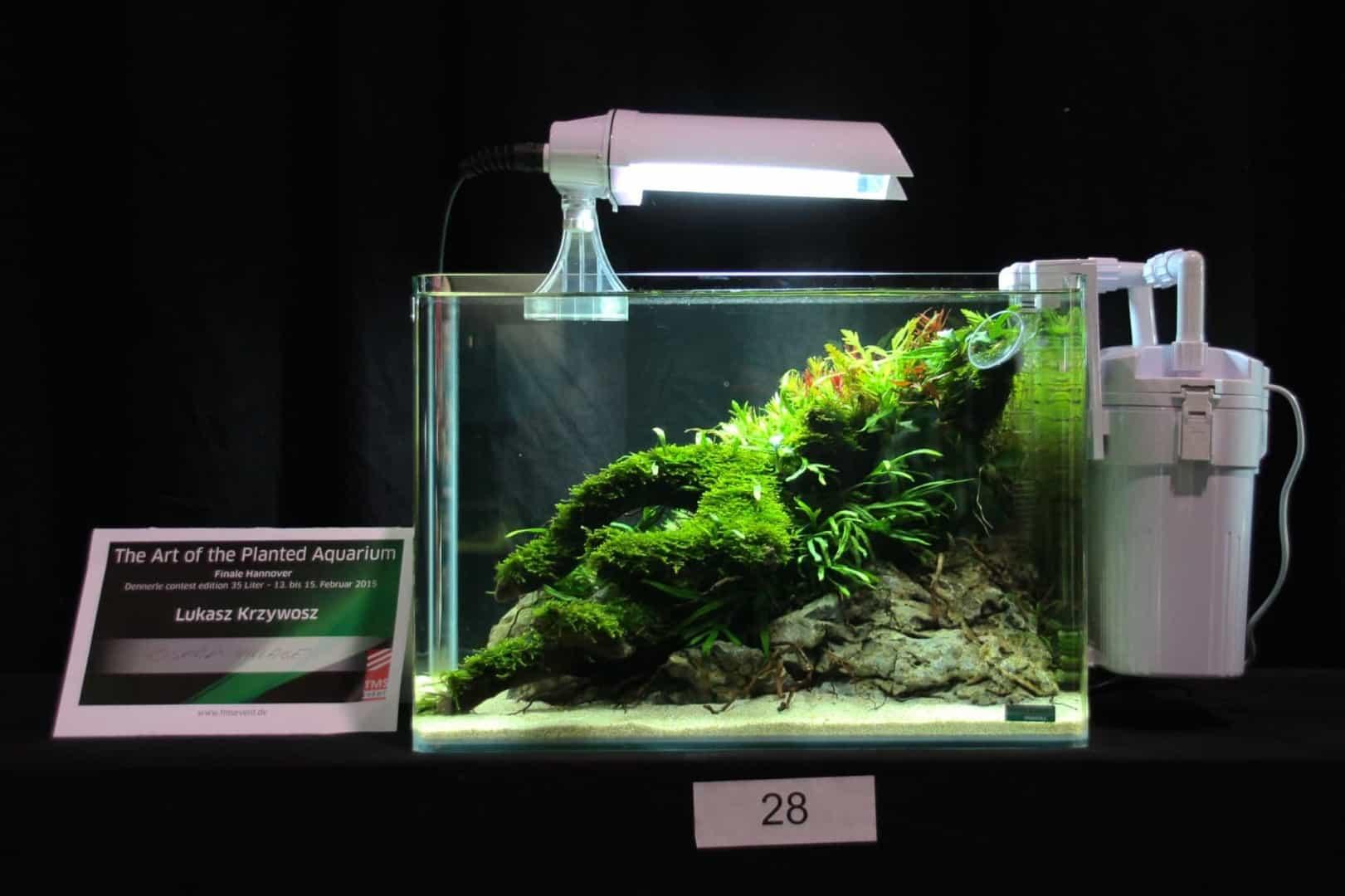 Heimtiermesse Hannover 2015 - THE ART OF THE PLANTED AQUARIUM 53