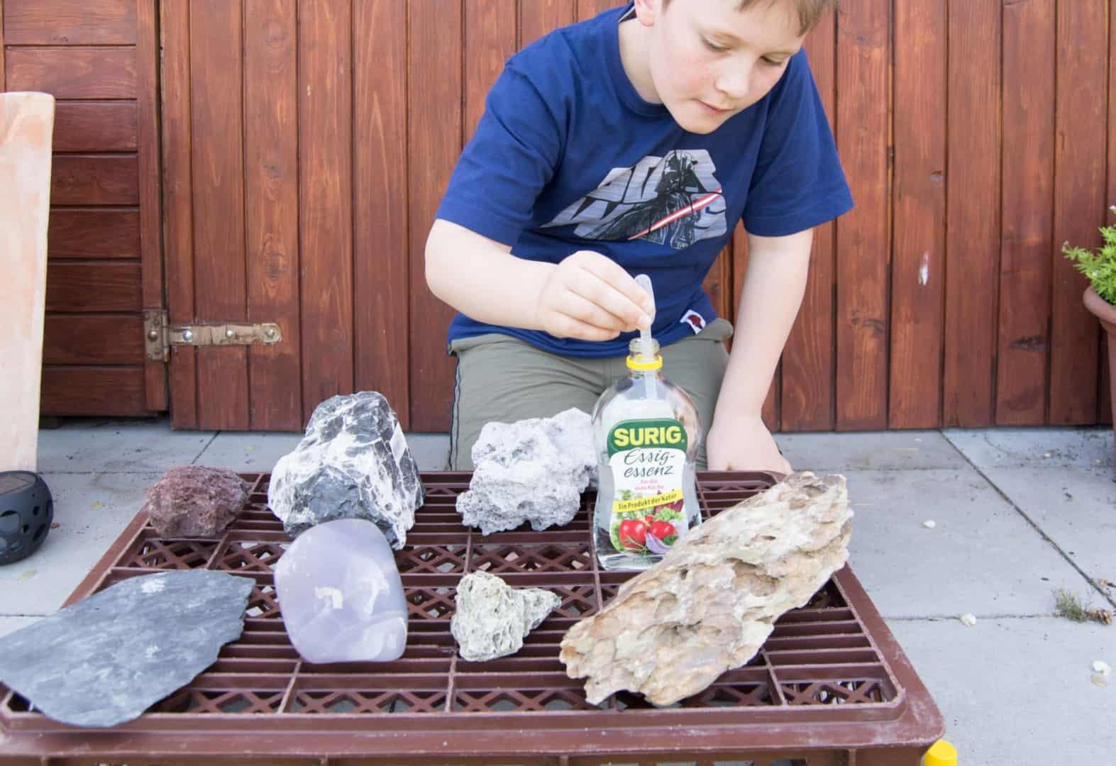 Welche Steine härten das Aquarienwasser auf? 2