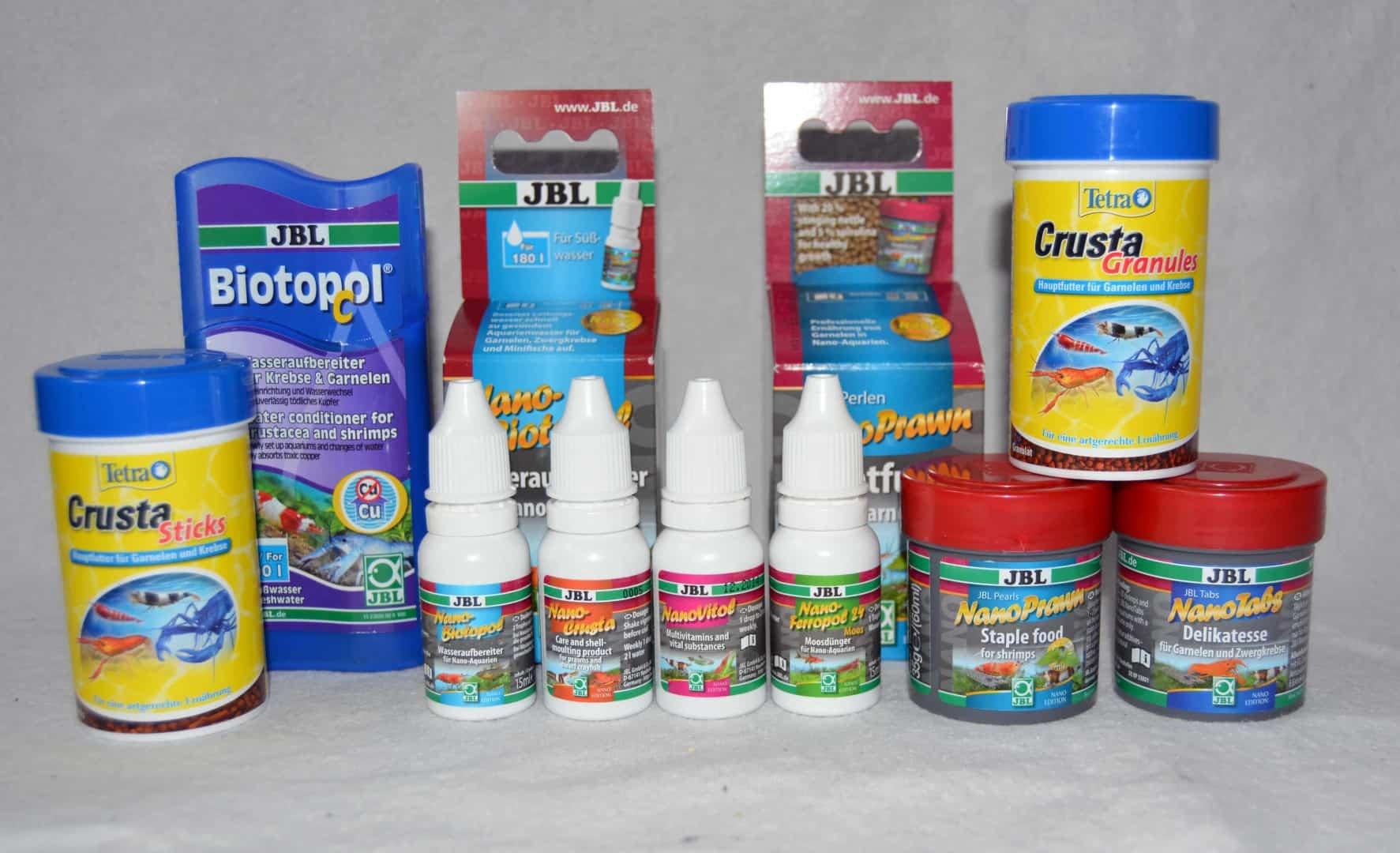 Wirbellose – Krebse, Garnelen und Schnecken 9