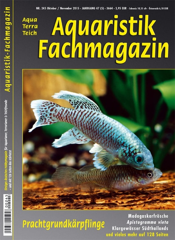 Cover AF 245 Tetra Verlag
