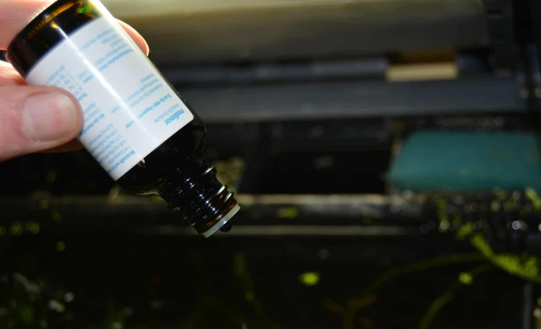 Mittel für dein Aquarium: Wasseraufbereiter - Anwendung und Wirkung 8