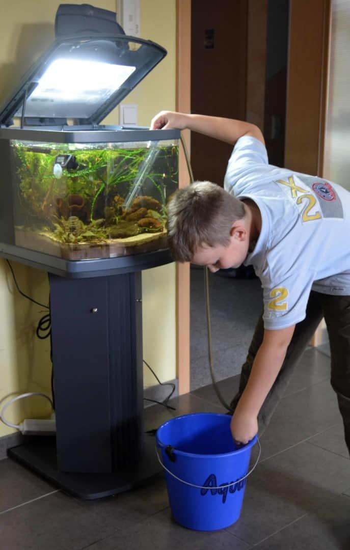 Kids Top 10 Wasserwechsel