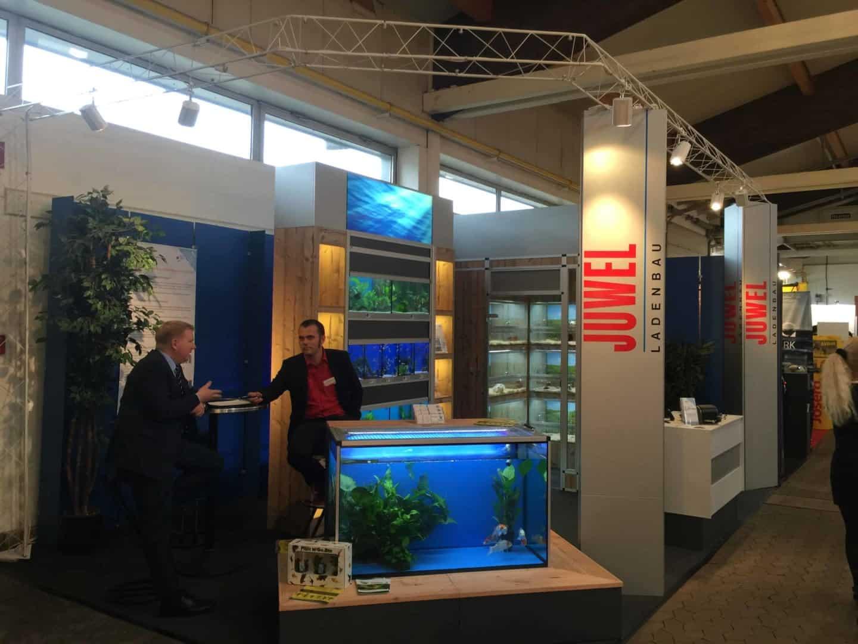 Mr.Fishy besuchte die Garten- & Zooevent in Kassel 6