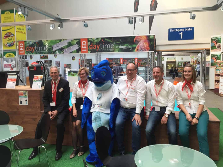 Mr.Fishy besuchte die Garten- & Zooevent in Kassel 19