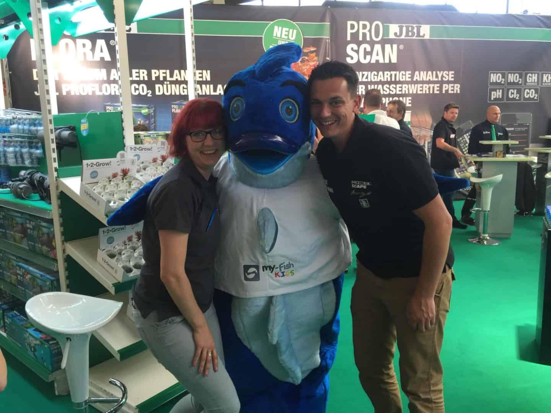 Mr.Fishy besuchte die Garten- & Zooevent in Kassel 20