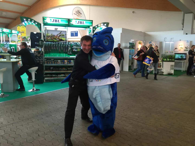 Mr.Fishy besuchte die Garten- & Zooevent in Kassel 22
