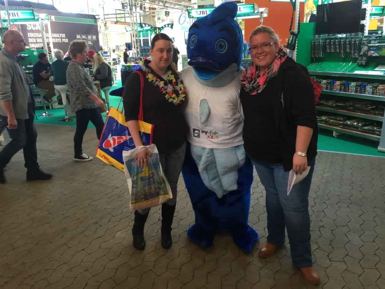 Mr.Fishy besuchte die Garten- & Zooevent in Kassel 23