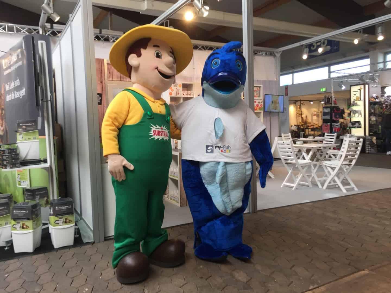 Mr.Fishy besuchte die Garten- & Zooevent in Kassel 27