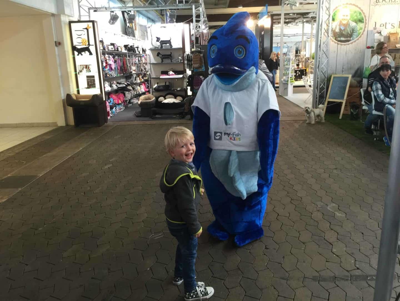 Mr.Fishy besuchte die Garten- & Zooevent in Kassel 28