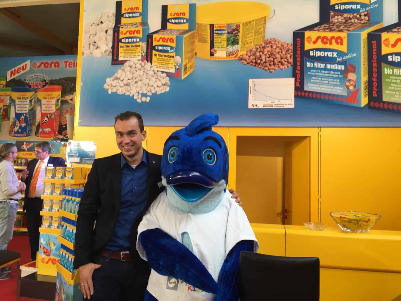 Mr.Fishy besuchte die Garten- & Zooevent in Kassel 30