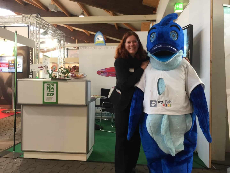 Mr.Fishy besuchte die Garten- & Zooevent in Kassel 32
