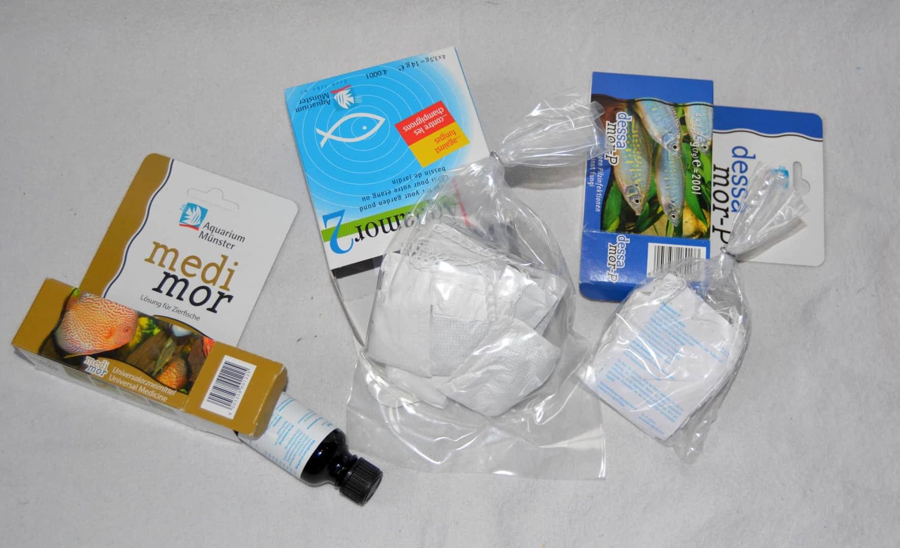 Mittel für dein Aquarium: Wasseraufbereiter - Anwendung und Wirkung 7