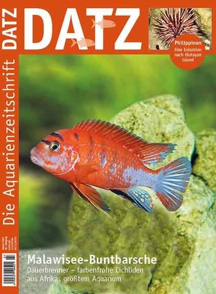 Datz Cover 1/2016
