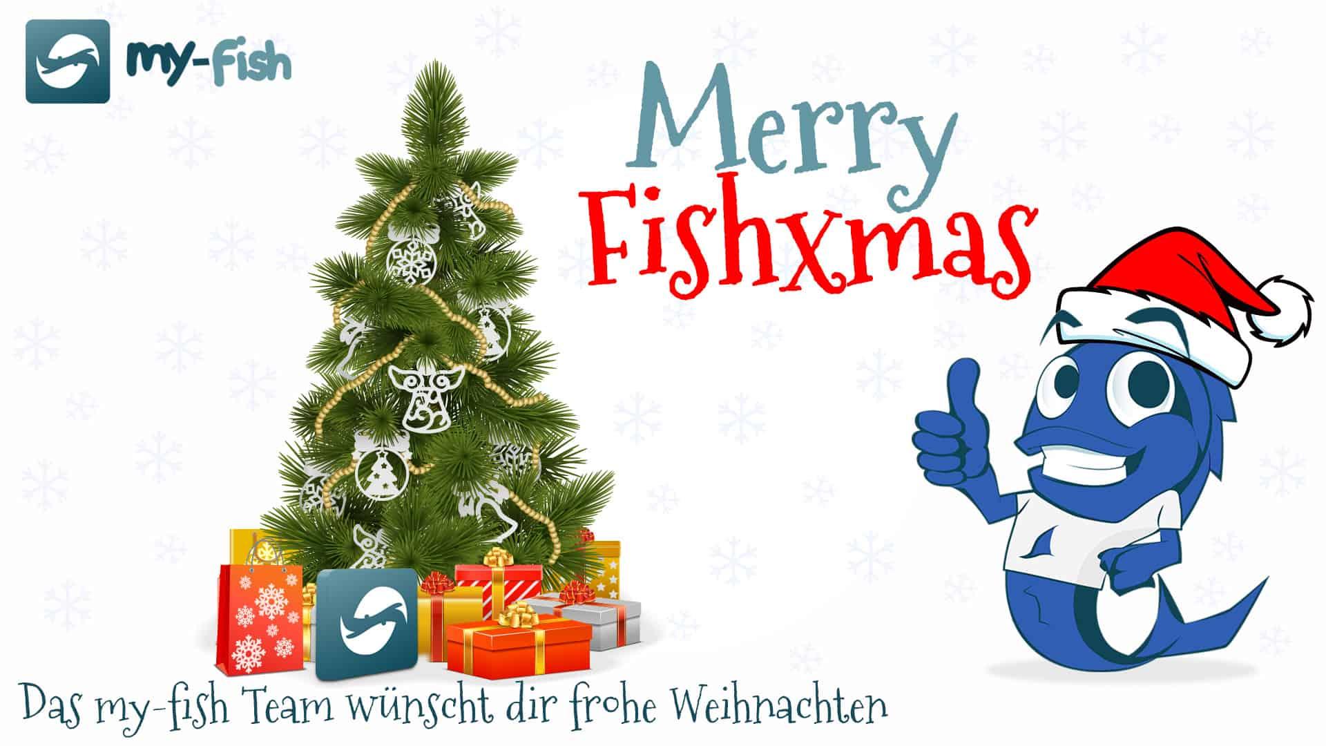 Weihnachten Xmas my-fish