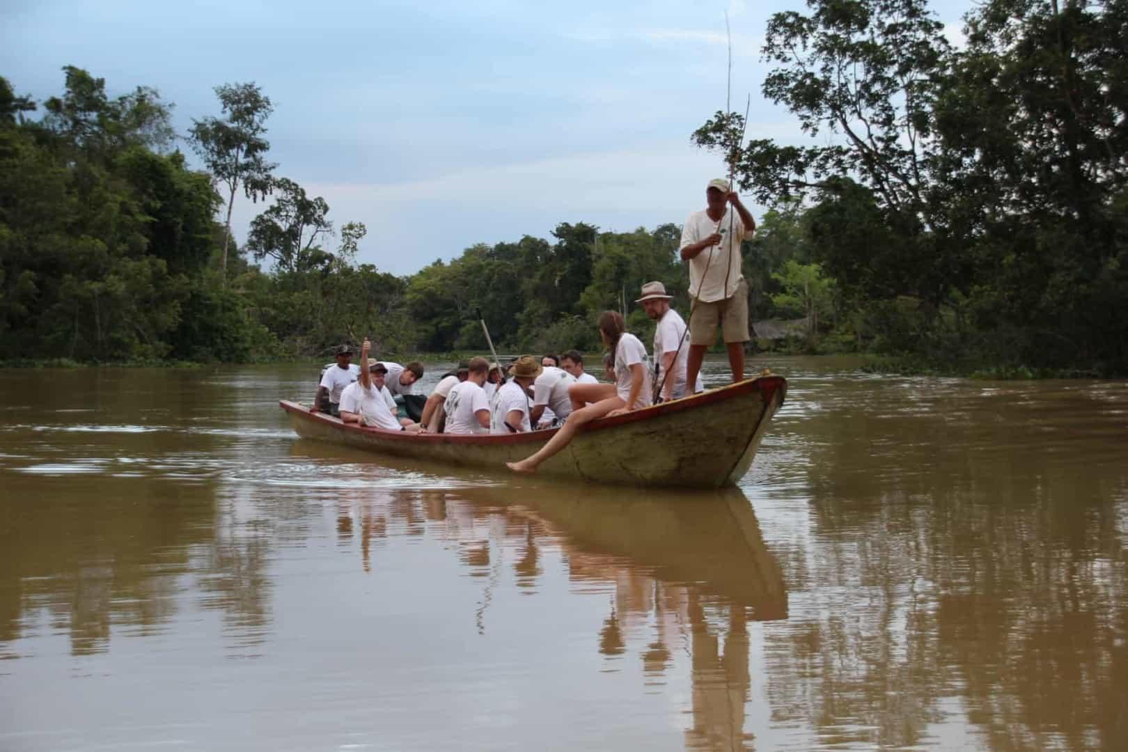 Das Orinoco Delta - Biotope und die Indianer 2